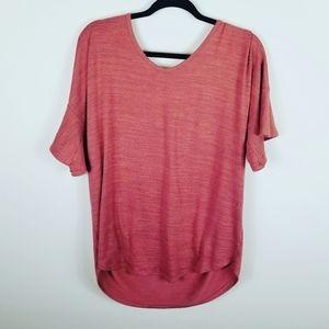 Cupio top. Pink. XL